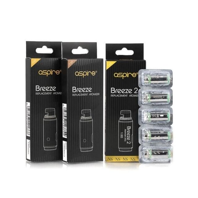 Aspire Breeze Replacement Coil 5 Pack