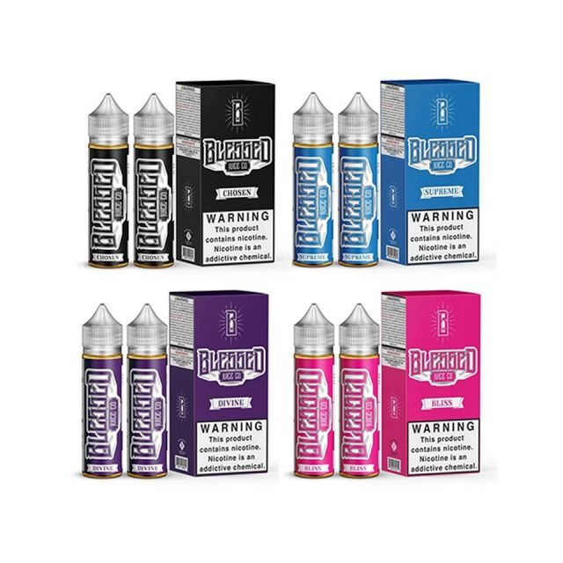 Blessed Series E-liquid 120mL Wholesale