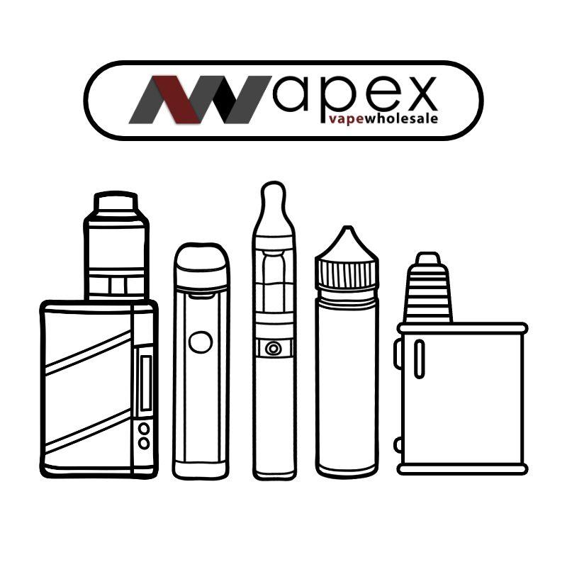 SMOK TFV18 Tank Replacement Glass 1 Piece