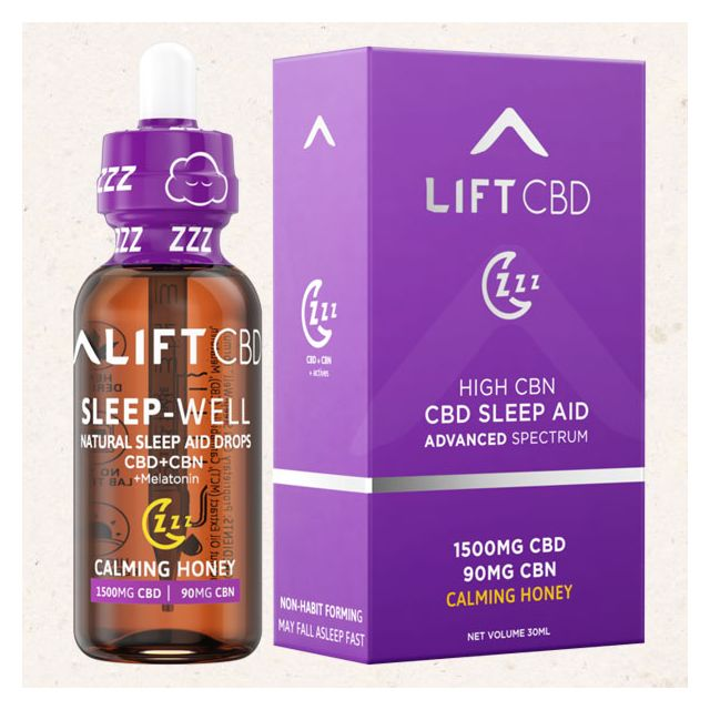 Lift CBD Tinctures 30ML Wholesale