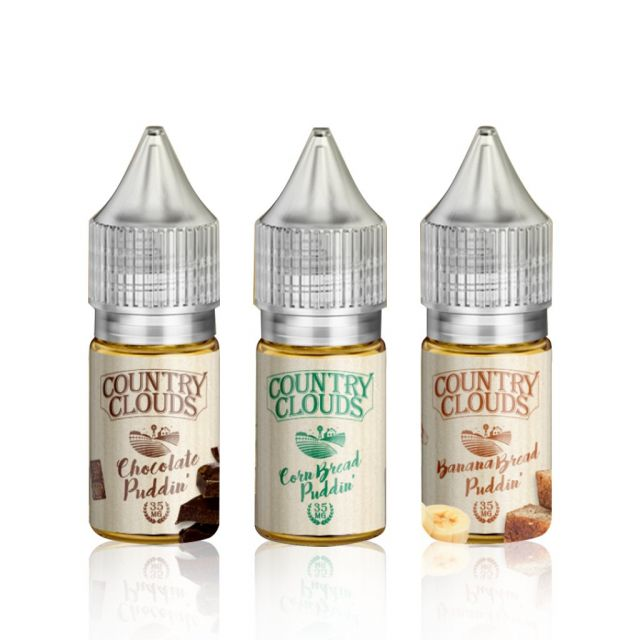 Country Clouds Salt 30mL Wholesale