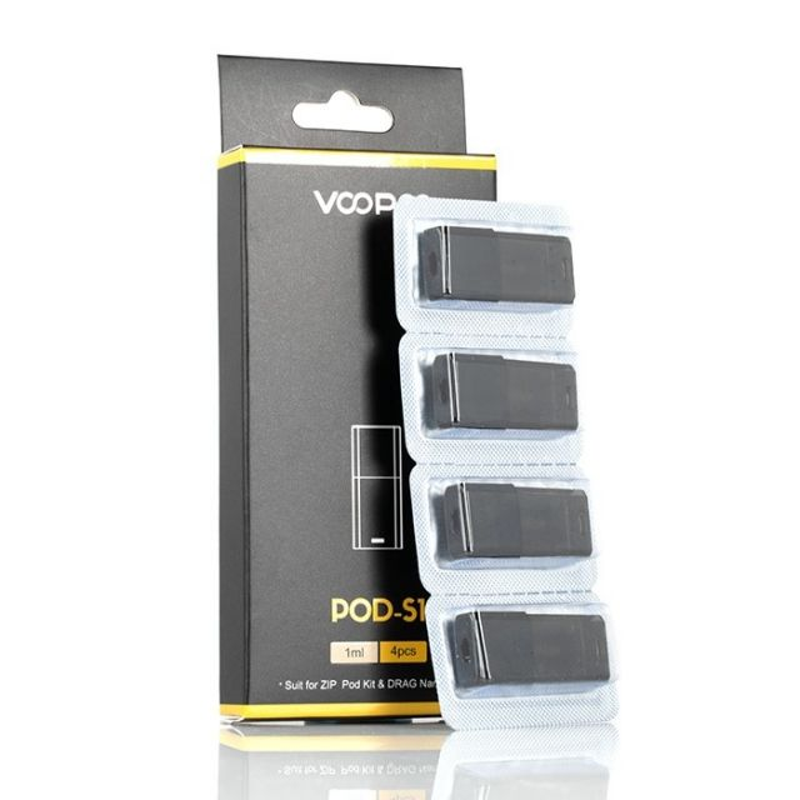 VooPoo Drag Nano Pods 4 Pack Wholesale