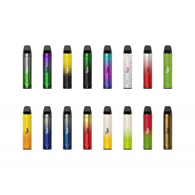 Hyde Rebel Disposable 4500 Puffs 10-Pack Wholesale