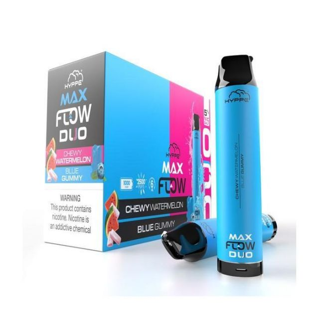 Hyppe Max Flow Duo Disposable 2500 Puffs Wholesale