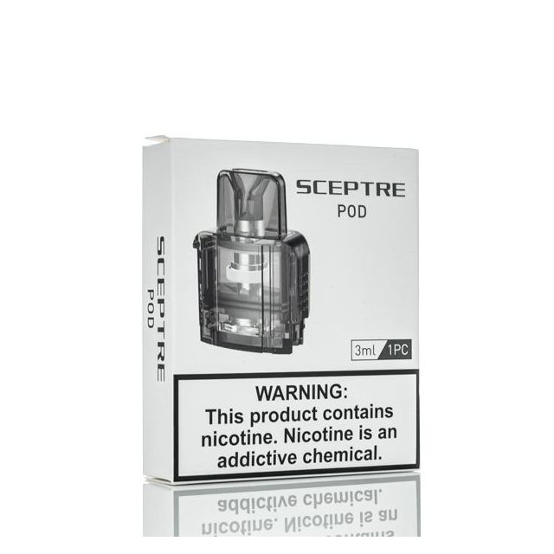 Innokin Sceptre Pod Cartridge 1 Pack Wholesale