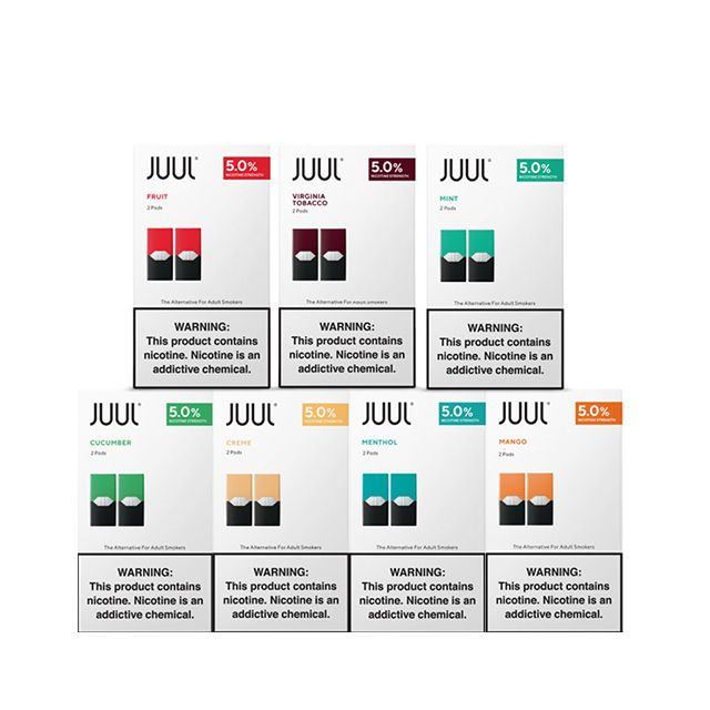 Juul Pods 2-Pack Wholesale