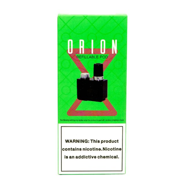 Lost Vape Orion DNA Go Replacement Pod 2 Pack Wholesale