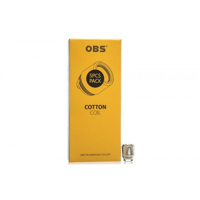 OBS Coil 5 Pack Wholesale