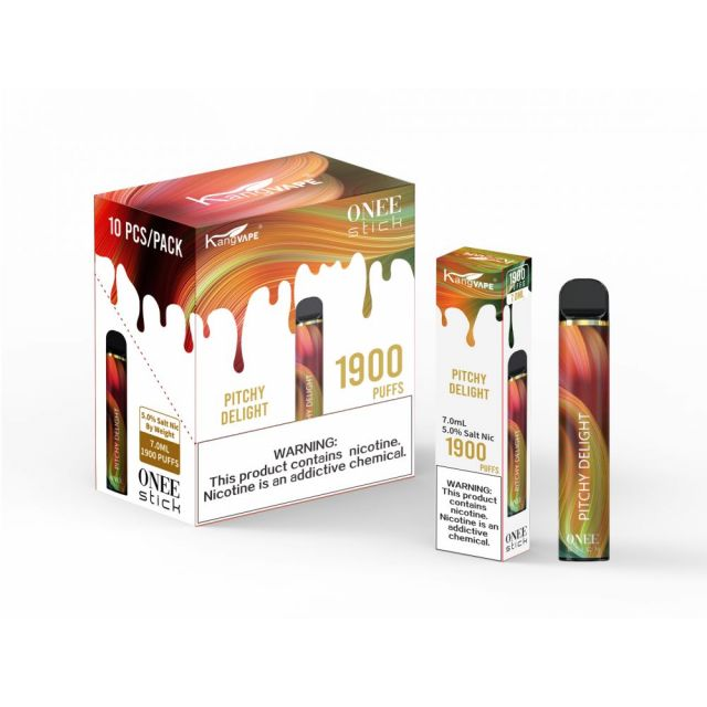 KangVape Onee Stick Disposable 1900 Puffs 10 Pack Wholesale