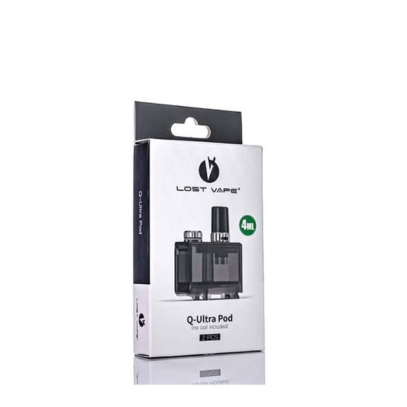 Lost Vape Orion Q-Ultra Pods 2 Pack Wholesale
