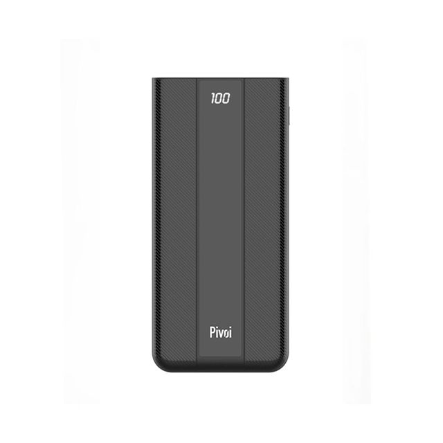 Pivoi 10000mAh Power Bank with dual USB and PD Port Wholesale