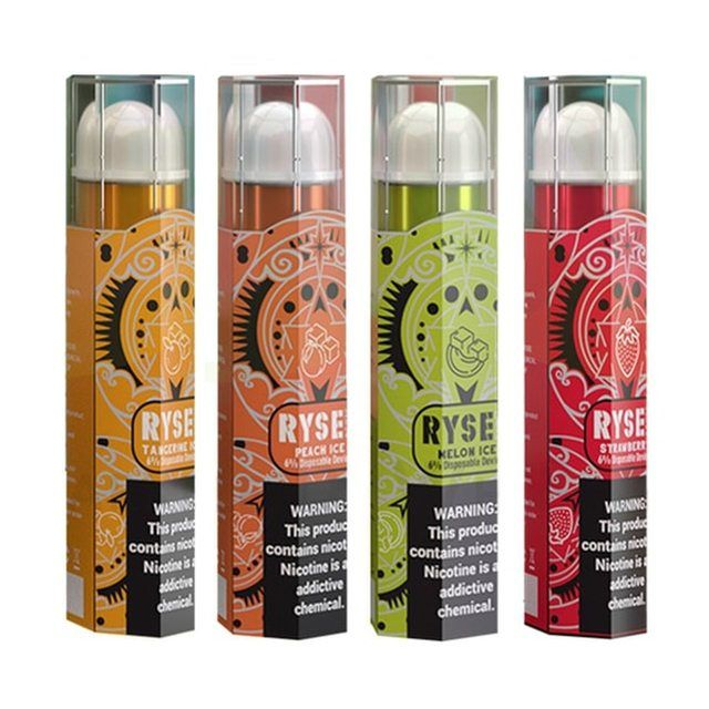 Ryse Max Disposable - Pack of 10 wholesale