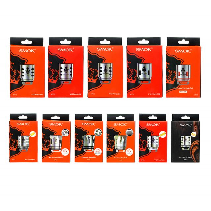 SMOK TFV12 Prince Coils 3 Pack Wholesale