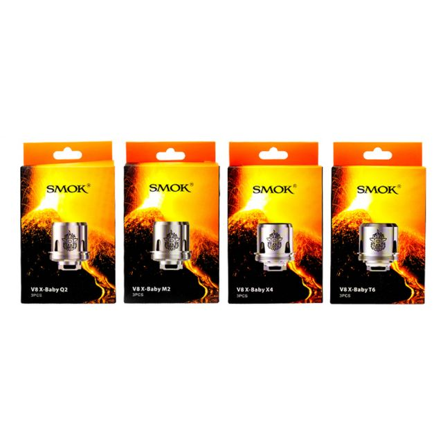 TheSMOKTFV8 X-Baby Replacement Coils Wholesale