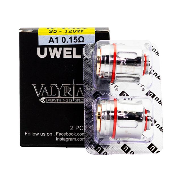Uwell Valyrian Coils 2 Pack Wholesale