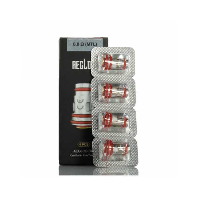 Uwell Aeglos Coils 4 Pack Wholesale