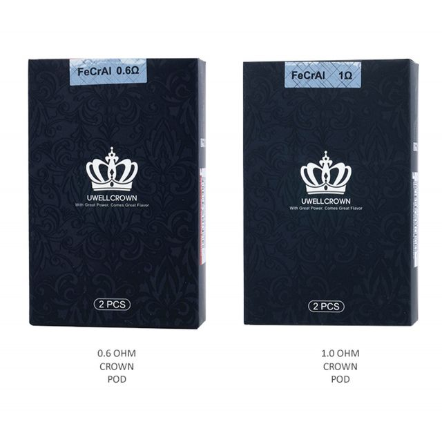 Uwell Crown Pod 2 Pack Wholesale