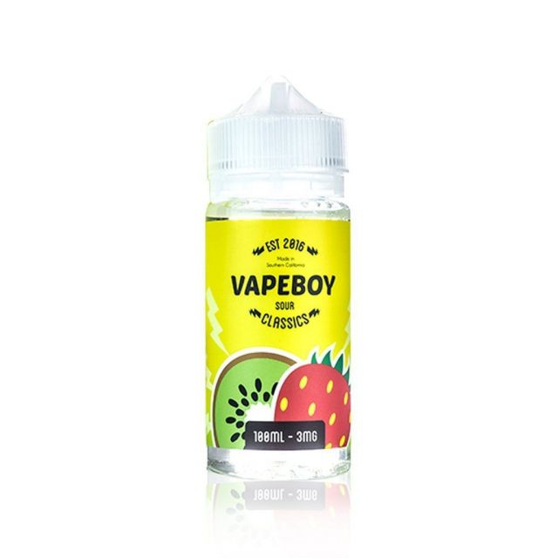 VapeBoy Classics Series 100ML Wholesale