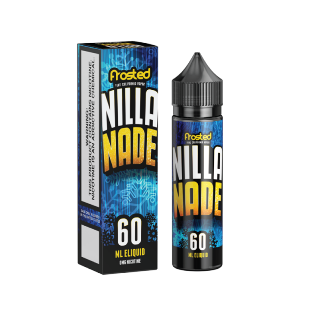 VSR Frosted Nilla Nade 60ML Wholesale
