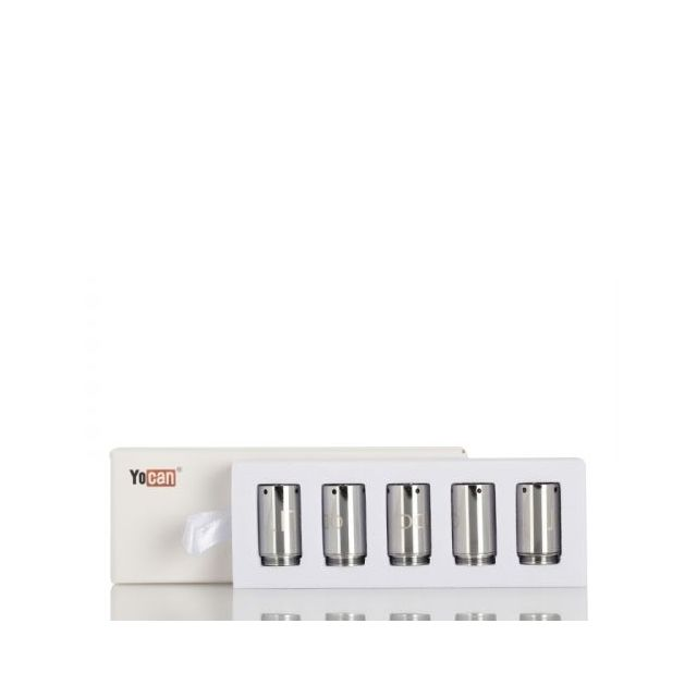 Yocan LIT QDC Replacement Coil 5 Pack Wholesale