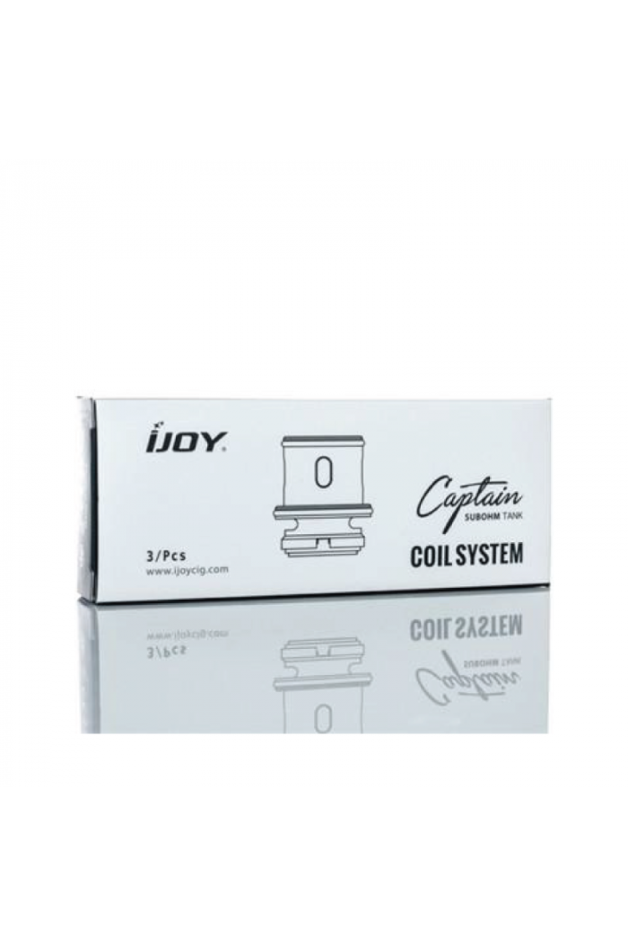 iJoy Captain CA Coil 3 Pack Wholesale